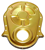Big Block Chevy Gold Timing Cover