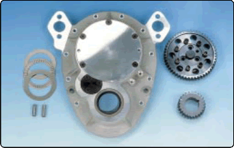 Milodon Chevy and Chrysler Gear Drives