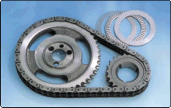 Milodon Premium Double Roller Timing Chains
