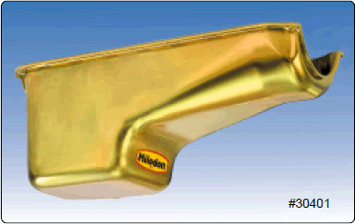 Milodon Small Block Chevy Oil Pans