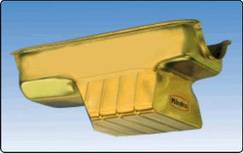 Milodon 30935 Street//Strip Oil Pan Low Profile Fits Chrysler SB