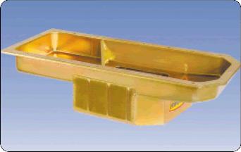 Milodon 31000, 6 qt Street/Strip Engine Oil Pan For Mopar Modular Hemi Engine