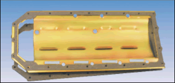 Milodon Windage Trays and Tray Studs