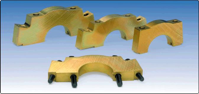 Milodon 11310 Ductile Iron Splayed Bolts Rear 4 Bolt MainCap For Mopar SB Engine
